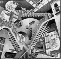 "Escher's ""infinite Universe"" arrives at the Alhambra"